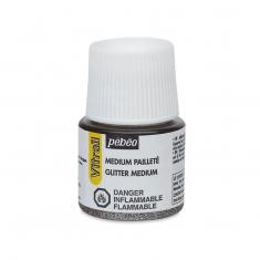 Pebeo Vitrail Glitter Medium 45 ml 051001