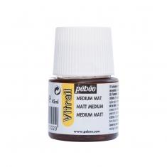 Pebeo Vitrail Matt Medium 45 ml 051002