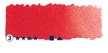 347 Cadmium Red Middle