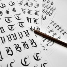 Nauka Kaligrafii