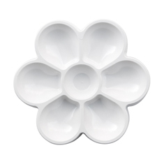 Paleta Plastikowa Kwiatek 18 cm 7 Komór 183