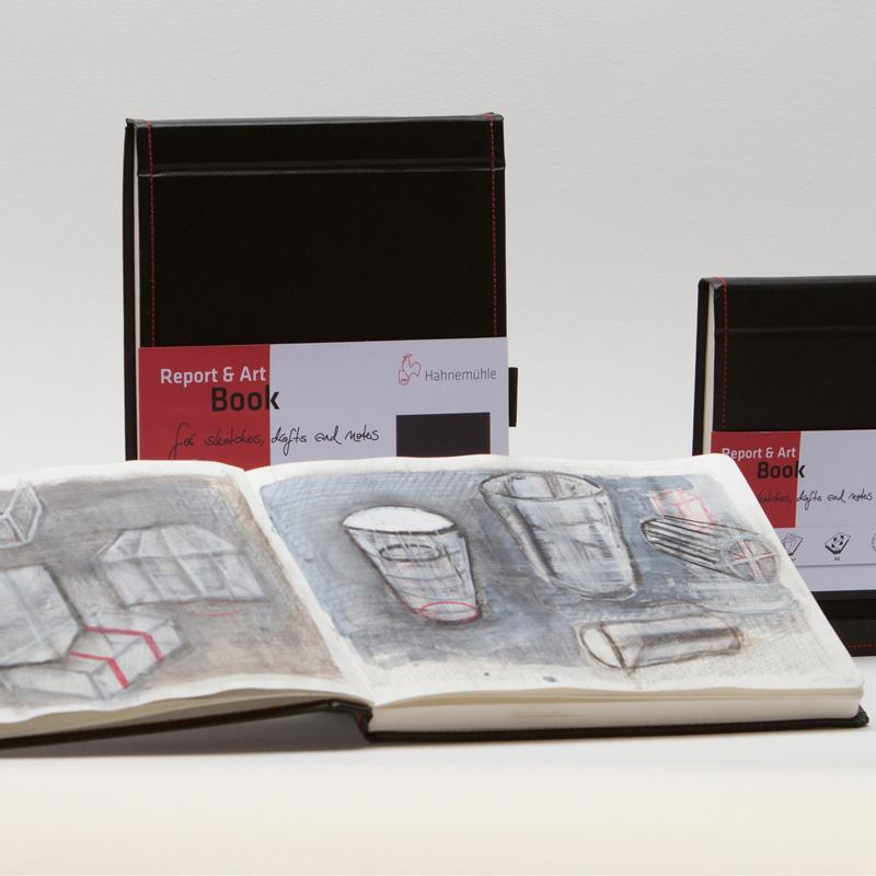 Szkicownik Hahnemuhle Report & Art Book 130 gsm