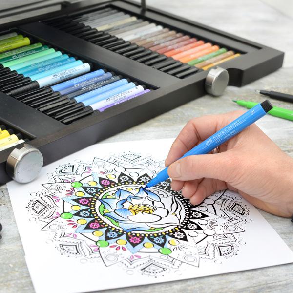 Zestaw Faber Castell Pitt Artist Pen