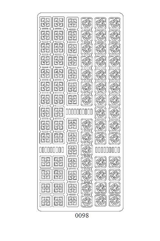 0098 Ornamenty
