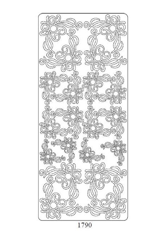 1790 Ornamenty