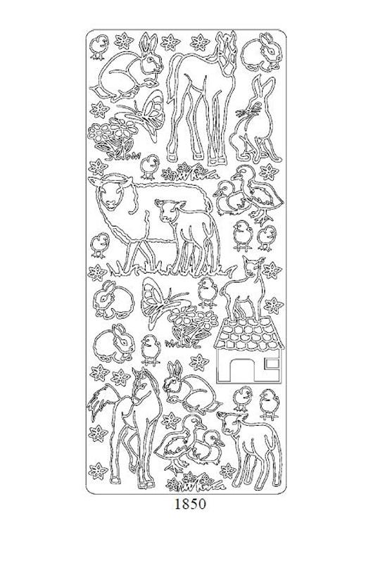 1850 Wielkanoc