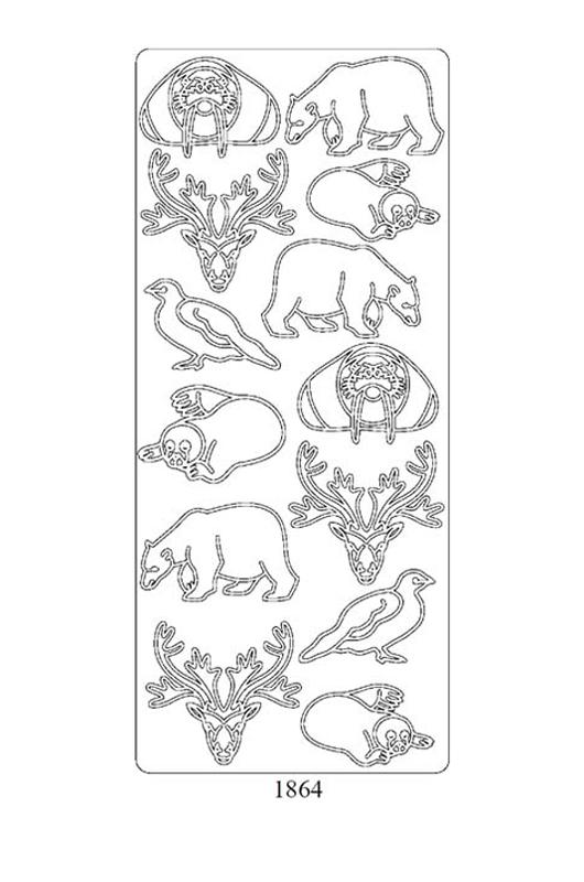 1864 Zwierzaki