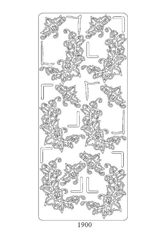1900 Ornamenty 2