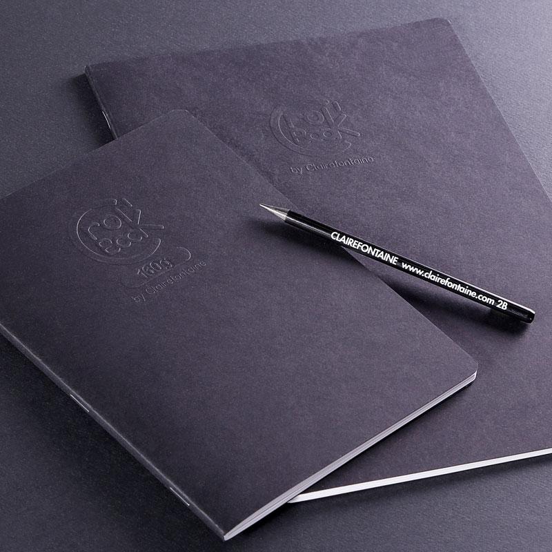 Blok Szkicowy Clairefontaine Crok Book 160 gsm