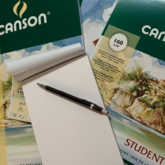 Blok Rysunkowy Canson Student 160 gsm