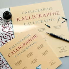 Papier do Kaligrafii Clairefontaine Calligraphy 130 gsm