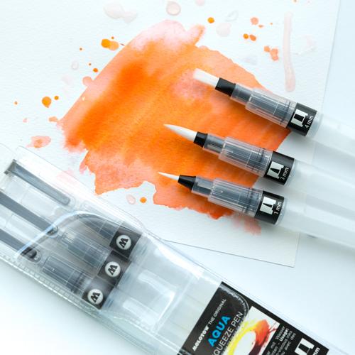 Water Brush Molotow Aqua Squeeze Pen
