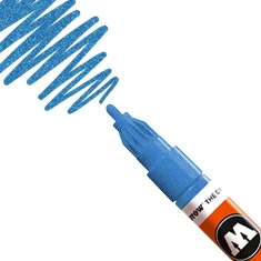 224 Metalic Blue