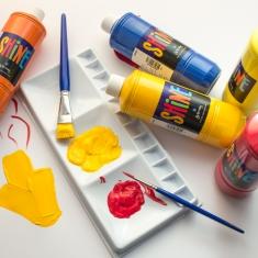 Farba Akrylowa Schjerning Shine 500 ml