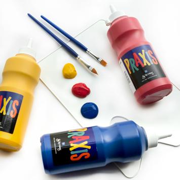 Farba Tempera Schjerning Praxis 500 ml