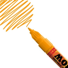 218 Neon Orange Fluo