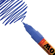 224 Metallic Blue