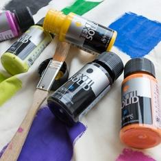 Farby do Tkanin Ciemnych Schjerning Textil Solid