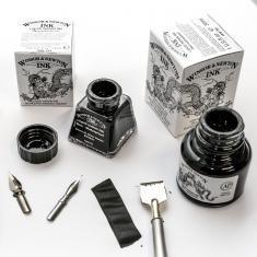Tusz Winsor & Newton Liquid Indian Ink