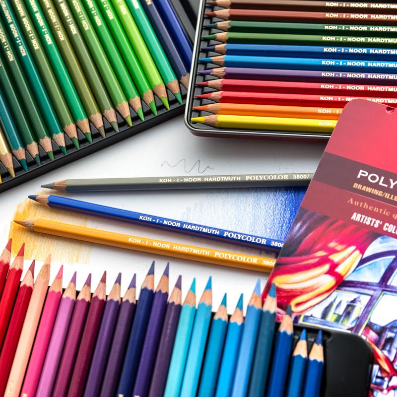 Kredki Koh-i-noor Polycolor