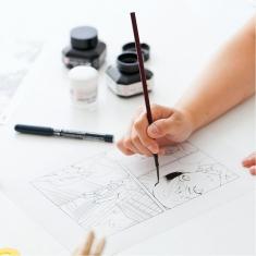 Pędzle Kuretake Zig Cartoonist Menso Brush