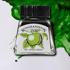 011 Apple Green