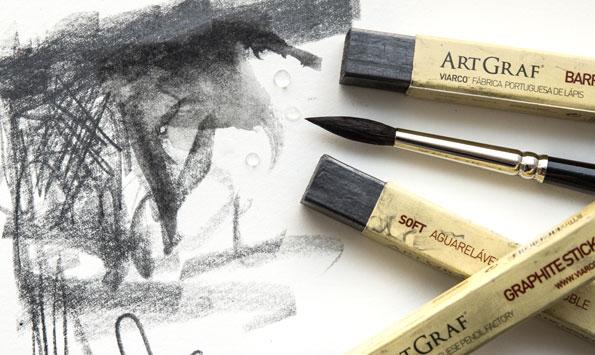 Grafit do Rysowania ArtGraf