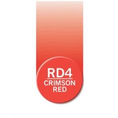 RD4 Crimson Red