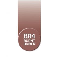 BR4 Burnt Umber