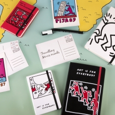 Notes Moleskine Keith Haring Special Edition