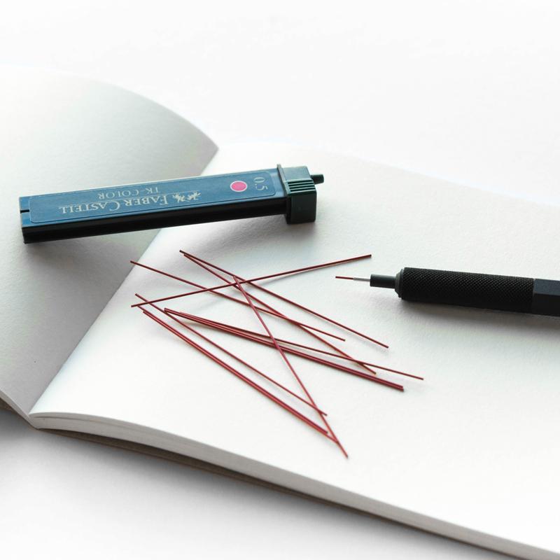 Wkłady do Ołówków Kolorowe Faber-Castell TK Color