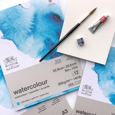 Blok do Akwareli Winsor & Newton Watercolor Paper 300 gsm
