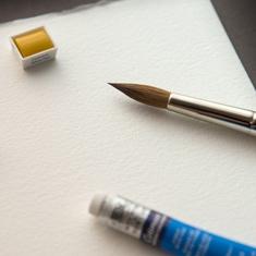 Papier do Akwareli Winsor & Newton Watercolor Paper 300 gsm