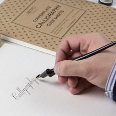 Zeszyt do Kaligrafii Archies Calligraphy