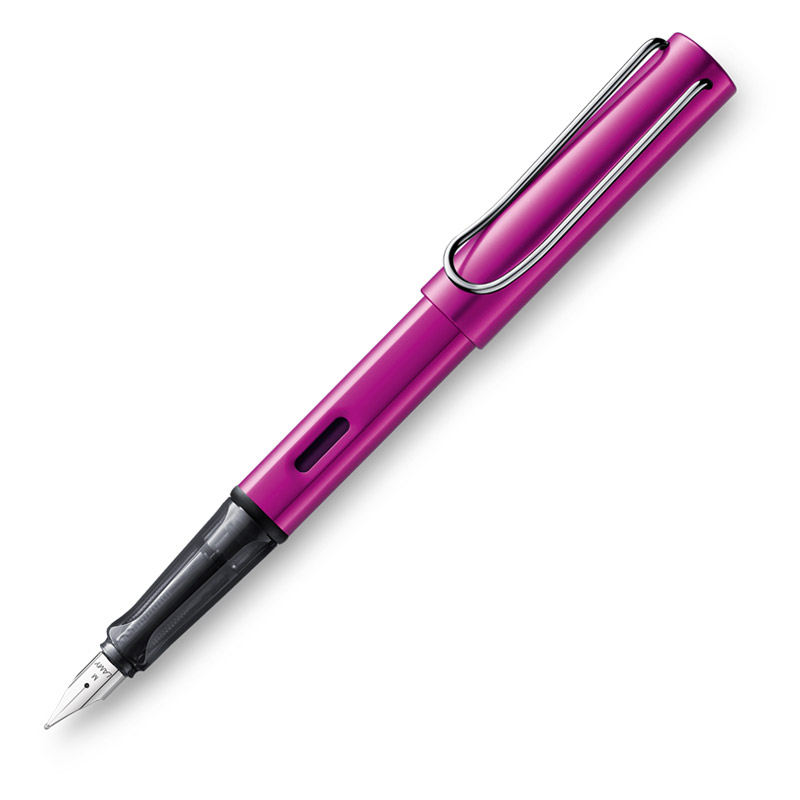 Pióro Lamy AL-star vibrant pink Limited Edition