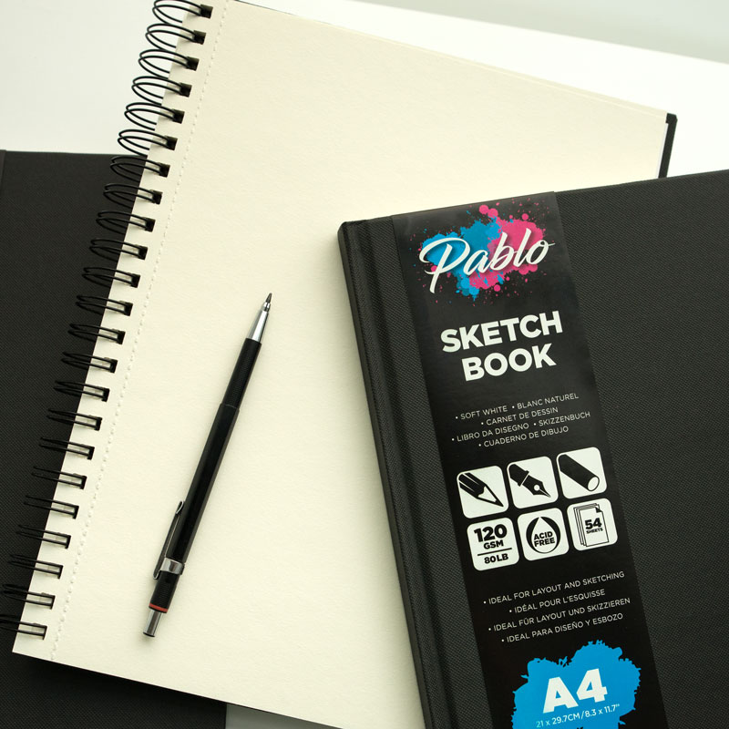 Szkicownik Pablo Sketch Book 120 gsm