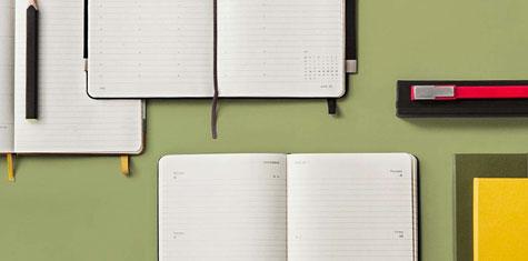 Kalendarz Moleskine Tygodniowy