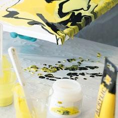 Medium do Pouringu Kreul Solo Goya Pouring Fluid
