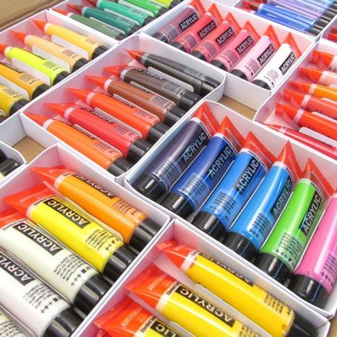 Farby Akrylowe Talens Amsterdam Zestawy