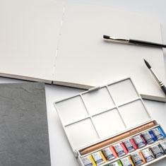 Szkicownik SMLT Stonebook Watercolour Cold Press 300 gsm