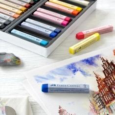 Pastele Suche Faber-Castell Creative Studio