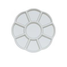 Paleta Porcelanowa Do Akwareli 14 cm