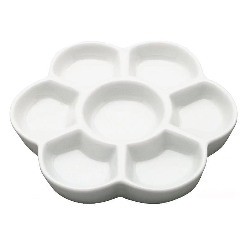 Paleta Porcelanowa Do Akwareli 15 cm