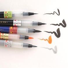Brush Pen Kuretake Bimoji Cambio