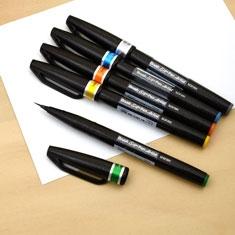 Brush Pen Pentel Brush Sign Pen Artist