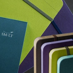 Notes SMLT Colored Notepad Tuned 80 gsm