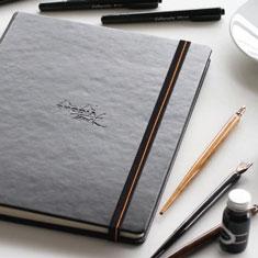 Szkicownik do Kaligrafii Rhodia Touch Calligrapher Book 250 gsm