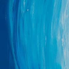 323 Cerulean Blue Hue