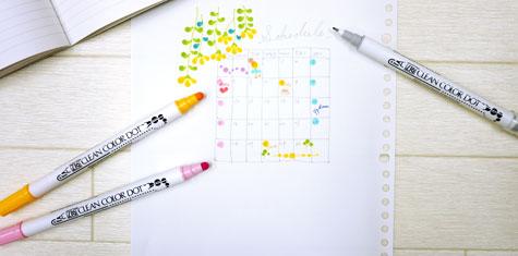 Clean Color Dot Pisaki Kuretake