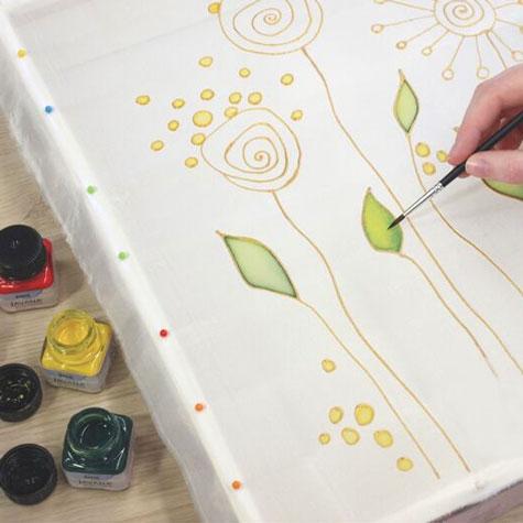 Farby do Jedwabiu Kreul Javana Silk Paint 50 ml